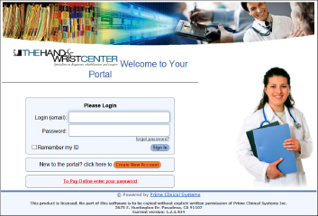 Visit the patient portal today